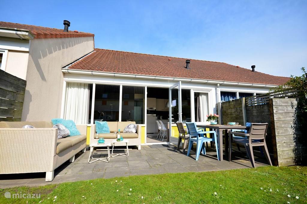 Vakantiehuis Nederland, Zeeland, Oostkapelle Geschakelde woning Bos & Duin 23