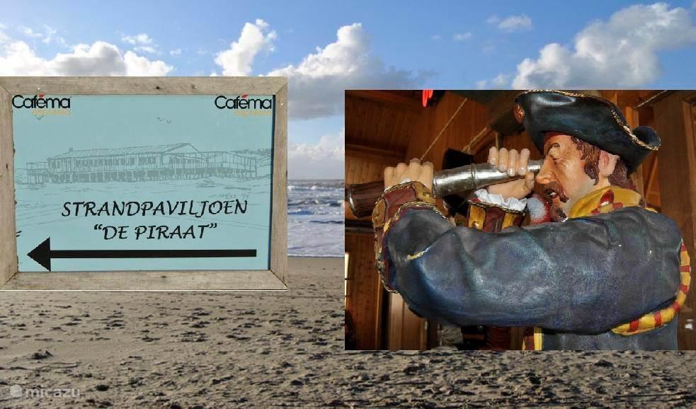 Dit strandpaviljoen is het hele jaar door geopend! de perfecte stek om te genieten van een prachtige zonsondergang