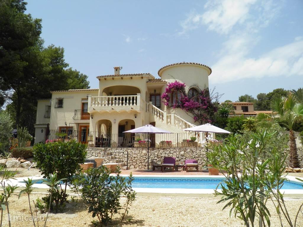 Vakantiehuis Spanje, Costa Blanca, Moraira Villa Villa Moraira Exclusiva