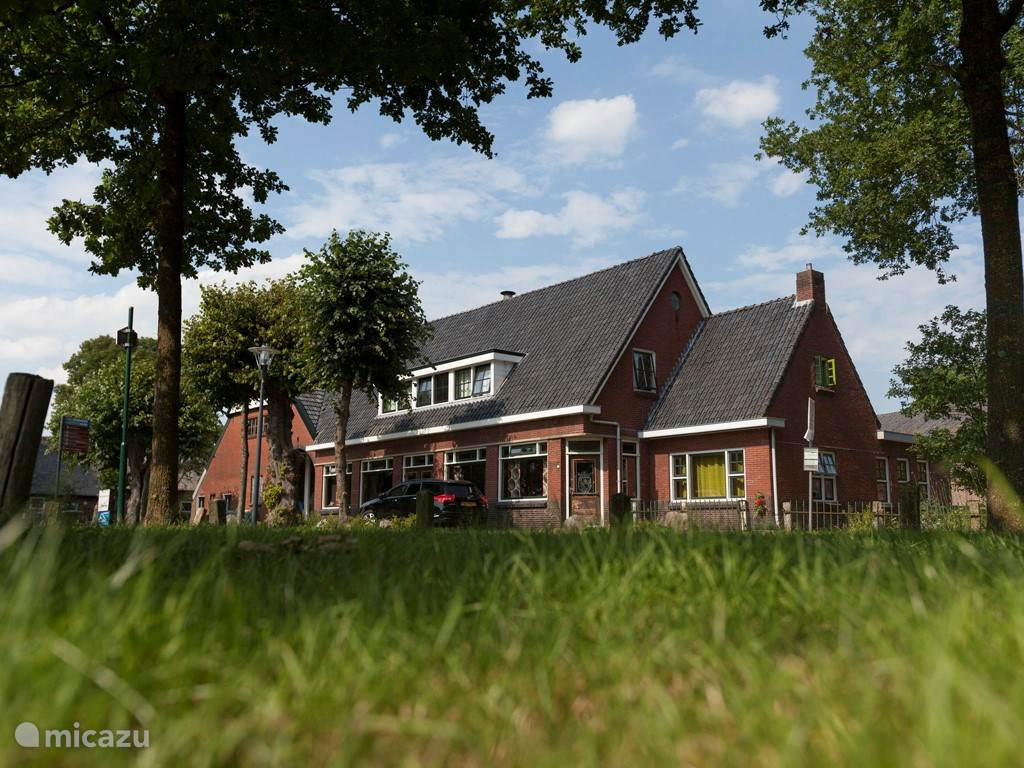 Vakantiehuis Nederland, Drenthe – appartement NorgerStee - LindenStee & AppelStee