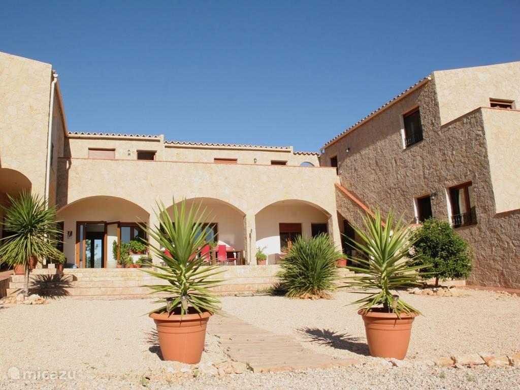 Vakantiehuis Spanje, Costa del Azahar, Benicarló - bed & breakfast B&B Mas del Rey