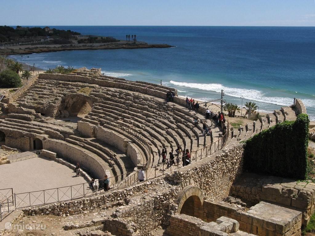 Een uur van de Mas vandaan: de Romeinse overblijfselen in Tarragona