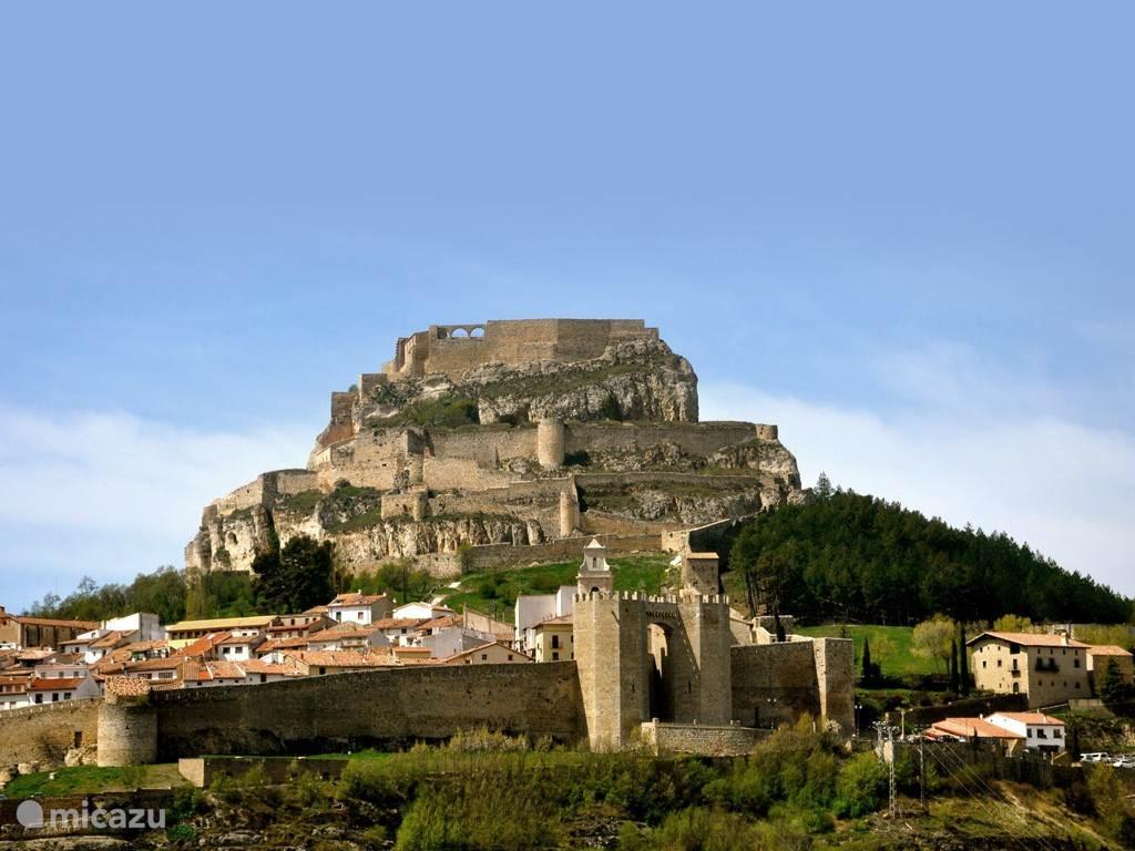 Middeleeuwse vestingstad Morella, wereld erfgoed