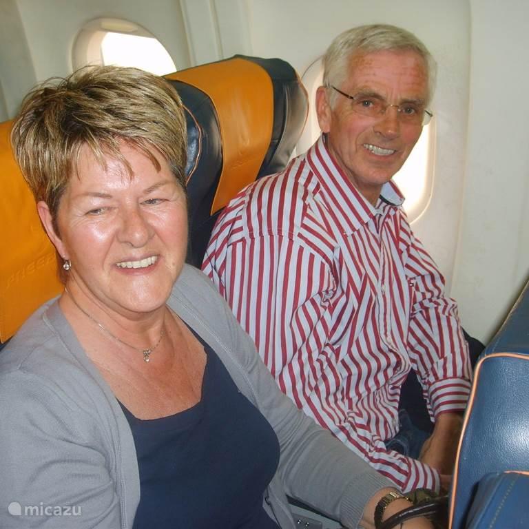 Wim en Olga  Jansen