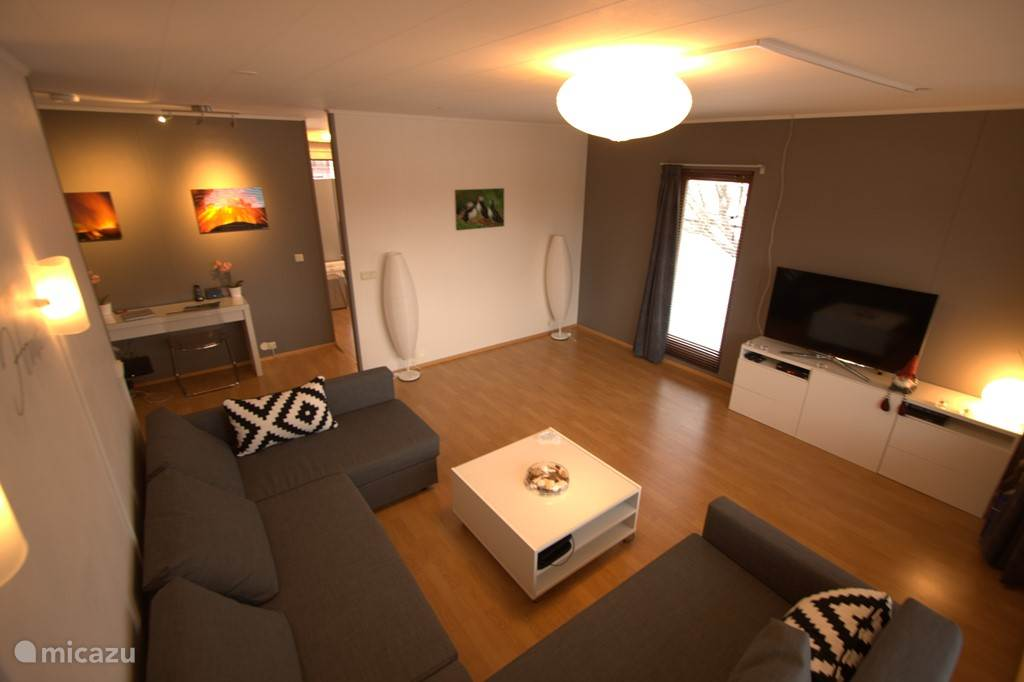 Vacation rental Iceland – terraced house Modern, stylish house in Selfoss