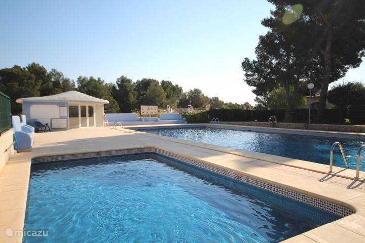 Vakantiehuis Spanje, Costa Blanca, Moraira vakantiehuis Casa Andrago