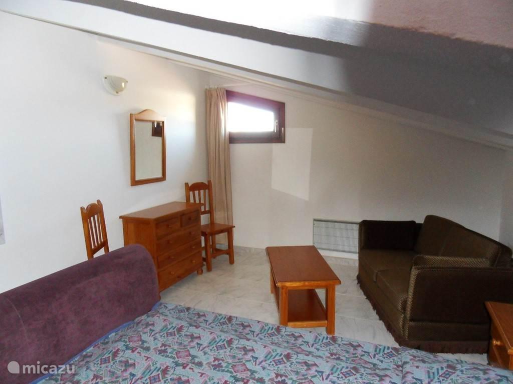 Een Slaapkamer (Suite)