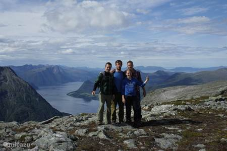 Åndalsnes / hiking