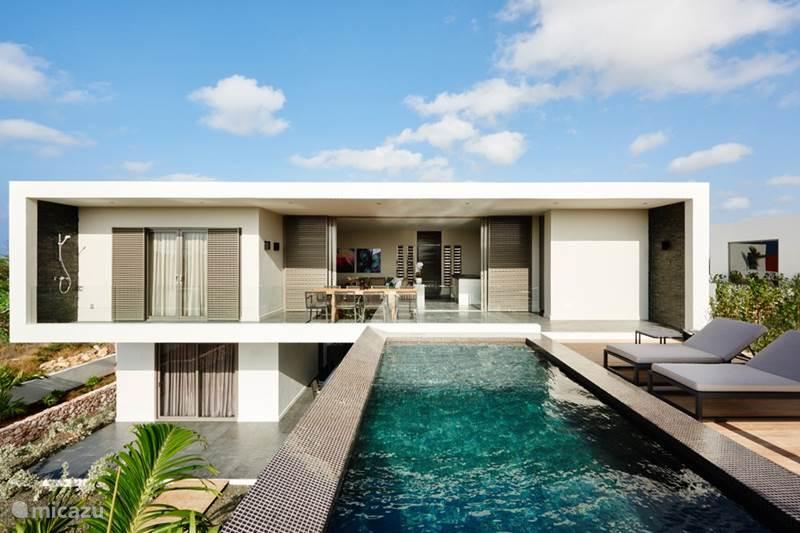 Vacation rental Curaçao, Banda Ariba (East), Jan Thiel Villa Villa Royale