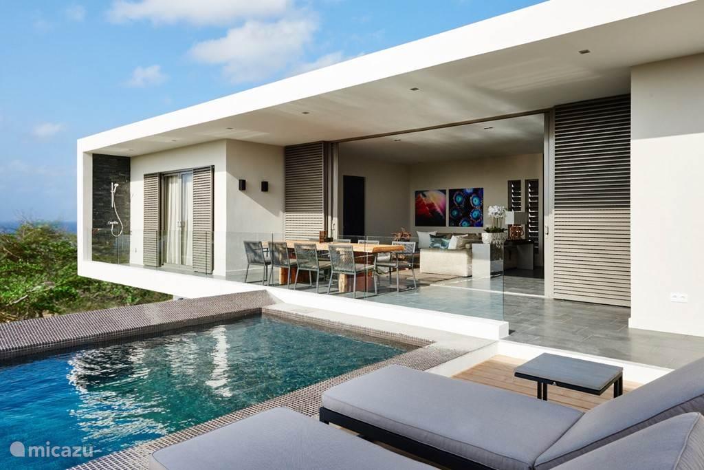 Vakantiehuis Curaçao, Banda Ariba (oost), Jan Thiel Villa Villa Royale
