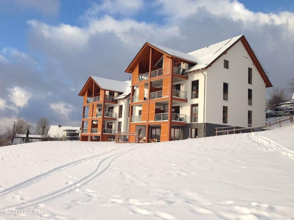 Vakantiehuis Duitsland, Sauerland, Neuastenberg - Winterberg Appartement Appartement Talblick Winterberg
