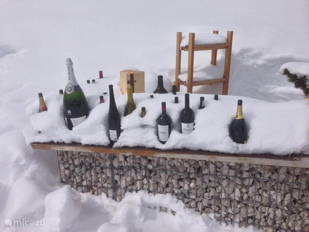 Plenty of après ski