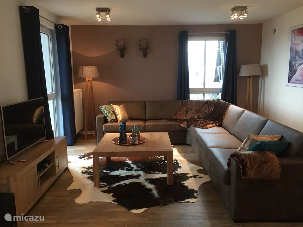 Heerlijk relaxen in de woonkamer