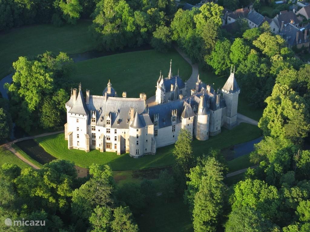 Chateau de Meillant