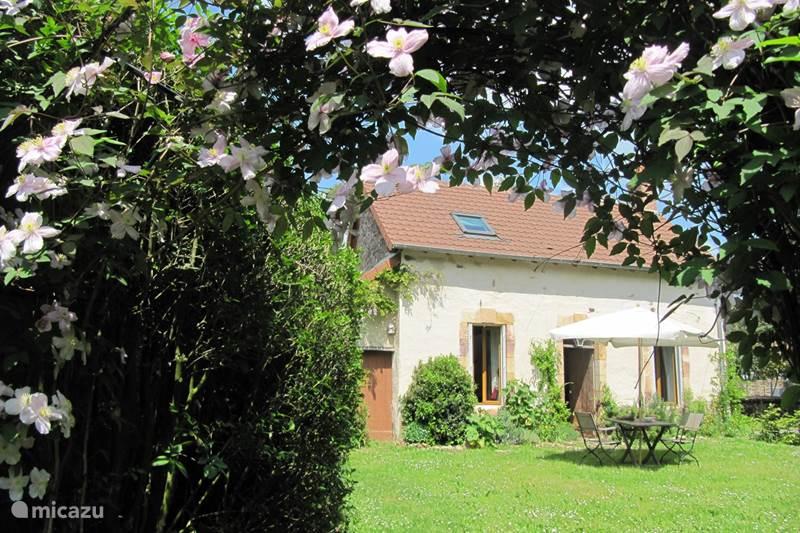 Vakantiehuis Frankrijk, Cher, Vesdun Vakantiehuis Gite Jardin de Jauny