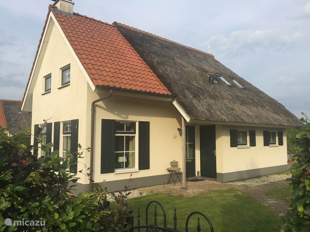 Vakantiehuis Nederland, Friesland, St. Nicolaasga - vakantiehuis Villa de Ruiter