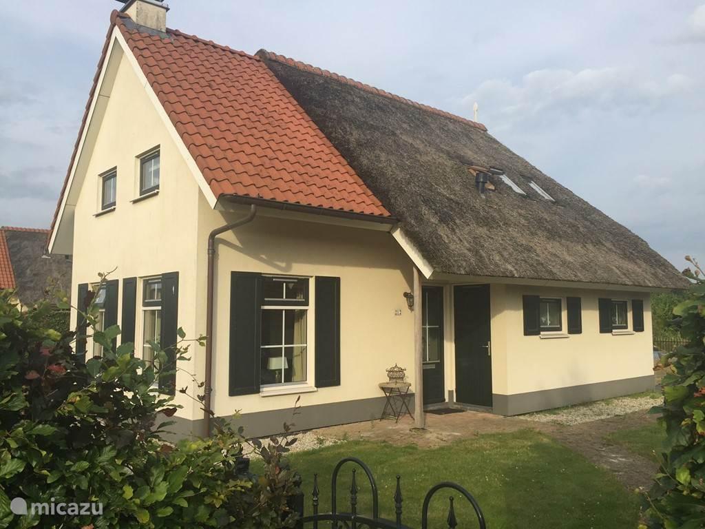 Vakantiehuis Nederland, Friesland, Sint Nicolaasga - vakantiehuis Villa de Ruiter