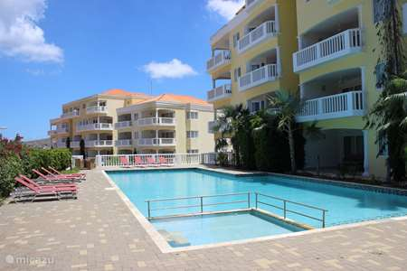 Vacation rental Curaçao, Curacao-Middle, Blue Bay apartment Curacao Blue Bay Triple Tree 12