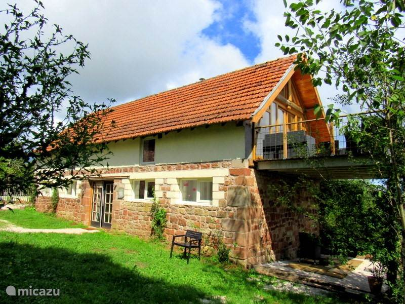 Vakantiehuis Frankrijk, Limousin, Louignac Gîte / Cottage De Stal