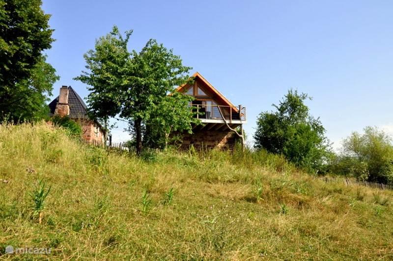 Vakantiehuis Frankrijk, Corrèze, Louignac Gîte / Cottage De Stal