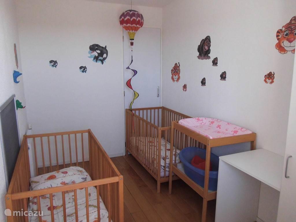 Baby slaapkamer