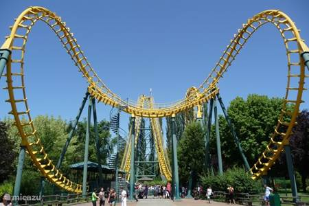 Walibi World 17 km