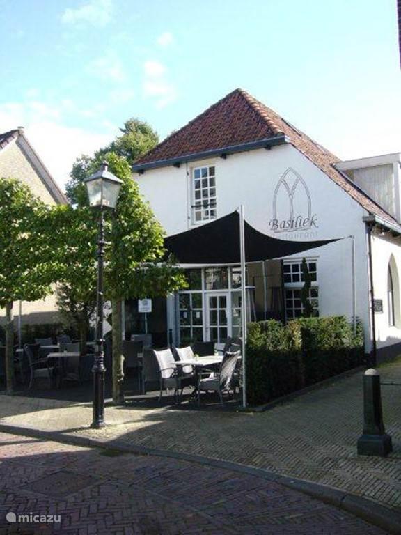 Restaurant Basiliek (Michelin*)