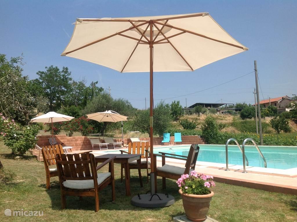 Vacation rental Italy, Abruzzo, Montebello di Bertona Holiday house Casa Monte Bello