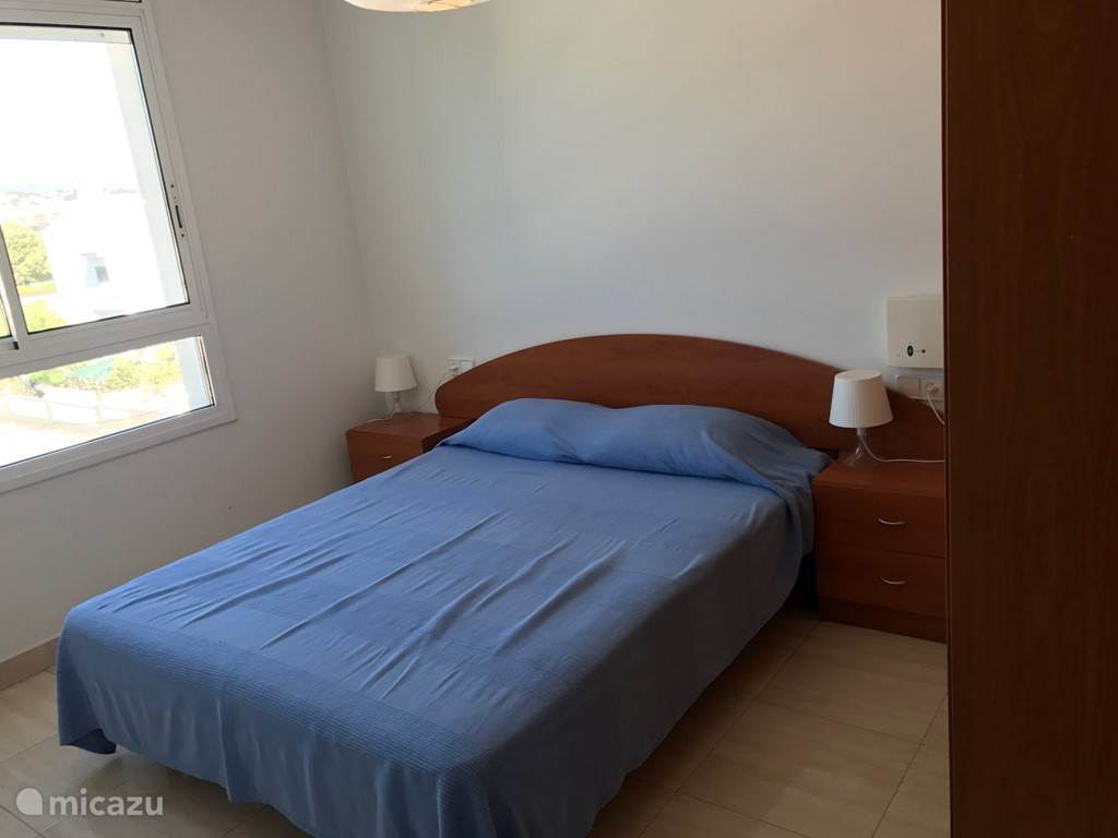 2 persoons slaapkamer met badkamer