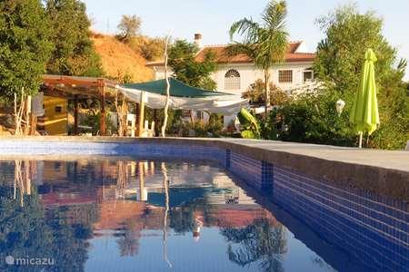 Vakantiehuis Spanje, Andalusië, Guaro appartement Nido Aguila Blanca