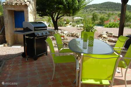 Vacation rental Spain, Costa Blanca, Alicante holiday house Casa Chillax