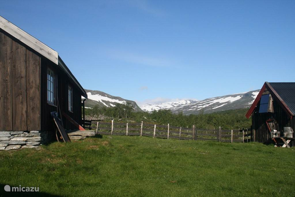 Zomerboerderij Nordstølen