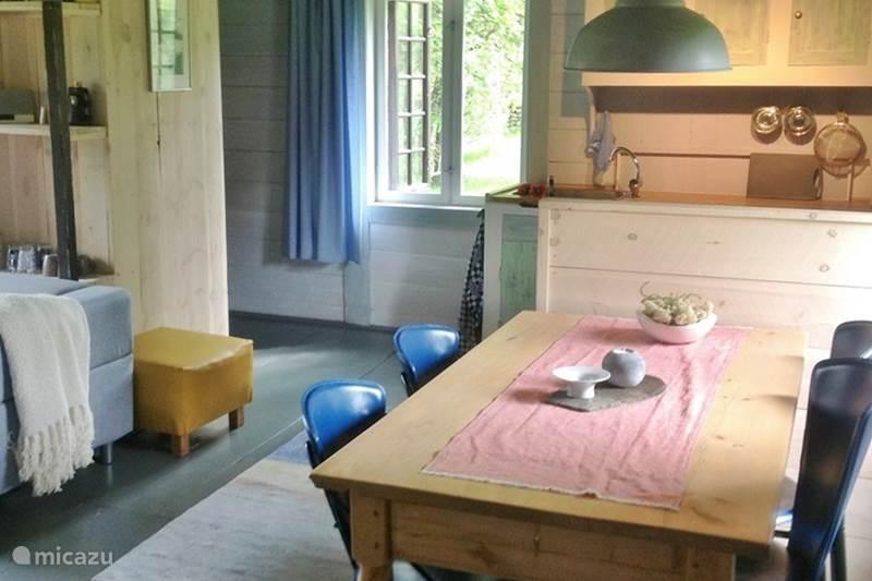 Vakantiehuis Noorwegen, Oppland, Lora Blokhut / Lodge Benteros