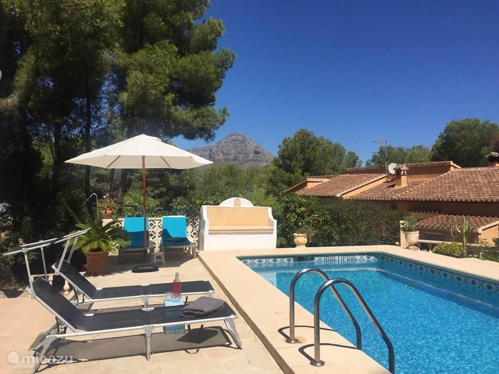 Vakantiehuis Spanje, Costa Blanca, Javea Villa Casa Brink