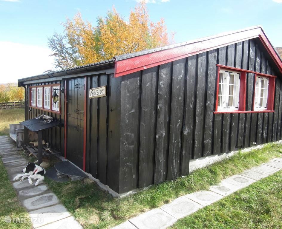 Vacation rental Norway – cabin / lodge Silkeros