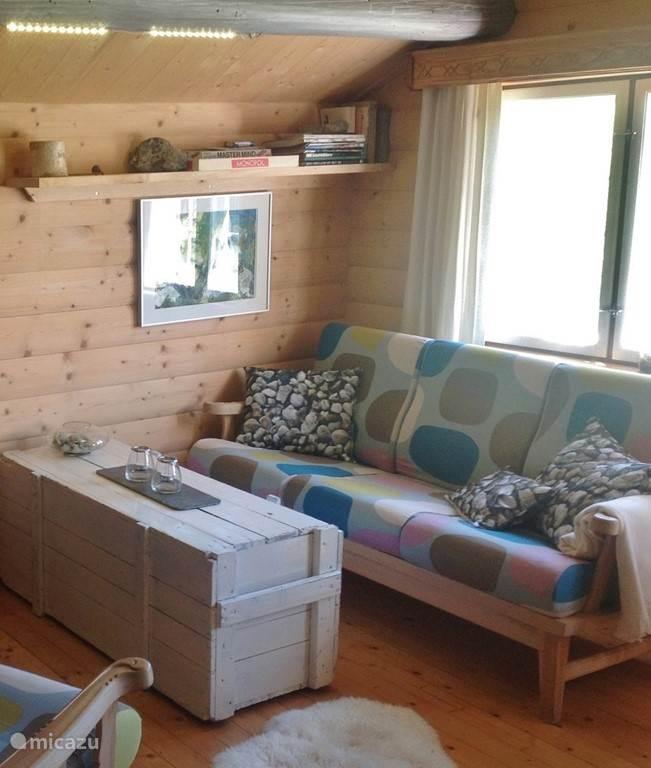 Vakantiehuis Noorwegen, Oppland, Lora Blokhut / Lodge Silkeros