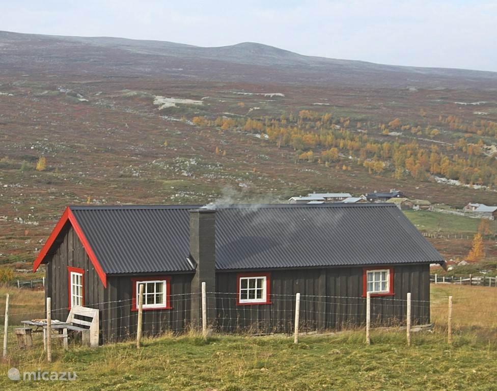 Vakantiehuis Noorwegen – blokhut / lodge Zegerros
