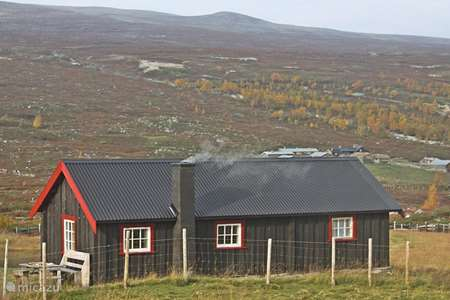 Vacation rental Norway – cabin / lodge Zegerros