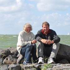 Bert en Marie Nijland