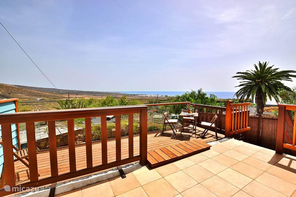 Vakantiehuis Spanje, Lanzarote, Tabayesco Vakantiehuis El Chafariz