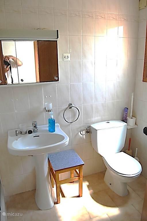 badkamer 2 met wc en douche