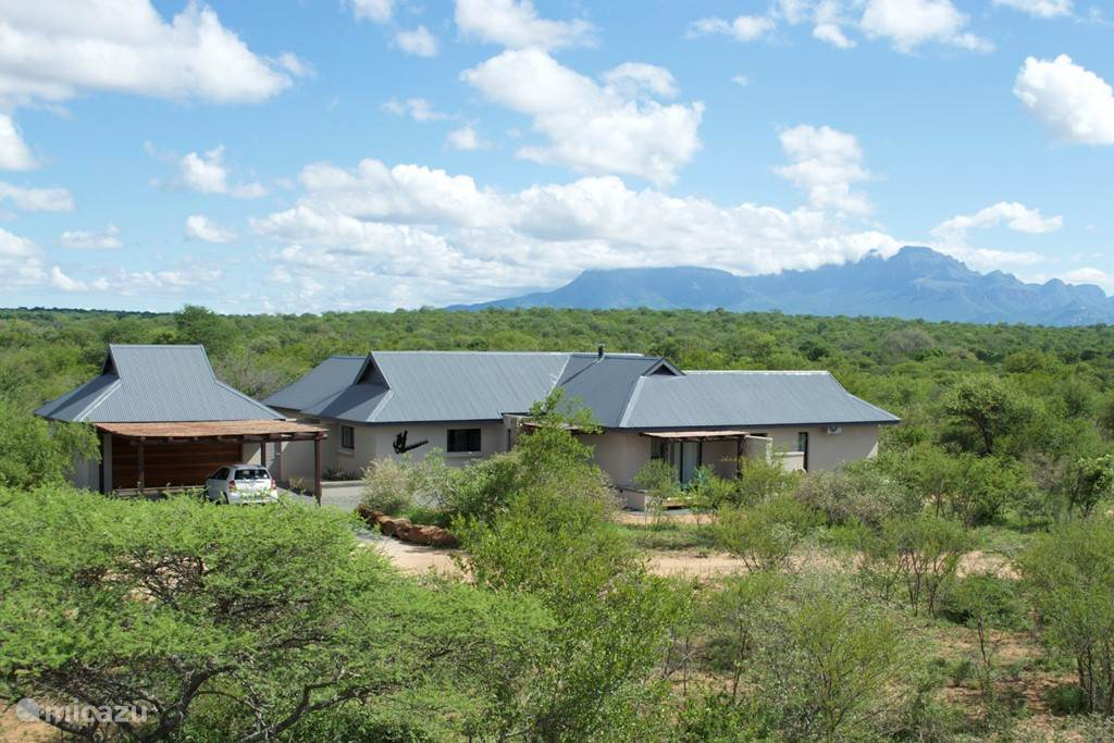 Vakantiehuis Zuid-Afrika, Limpopo, Hoedspruit - villa Villa Nagapie