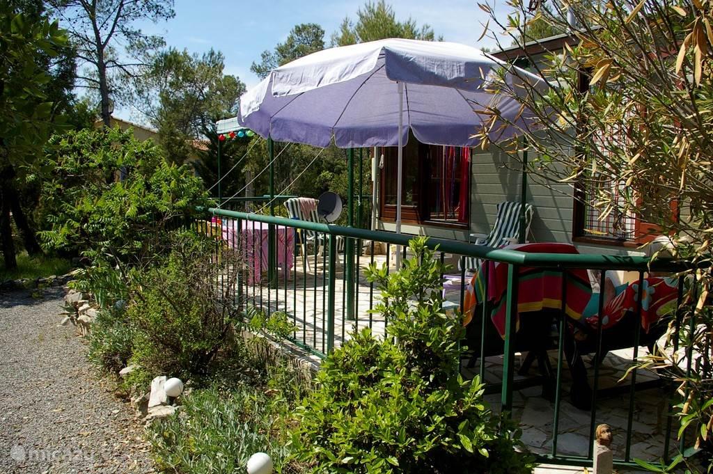 Vakantiehuis Frankrijk, Languedoc-Roussillon, Vacquières - chalet Chalet 283