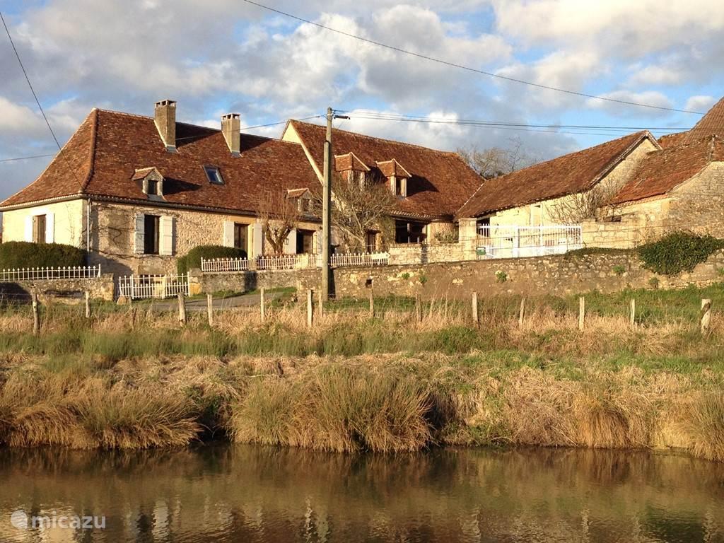 Vakantiehuis Frankrijk, Dordogne, Tourtoirac Vakantiehuis La Crouzille
