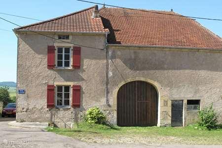 Vakantiehuis Frankrijk, Haute-Saône, Baulay – boerderij Le Fleuve