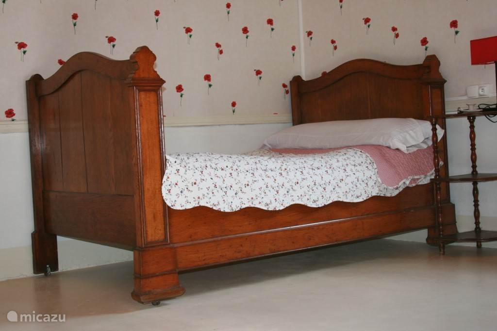 authentiek bed