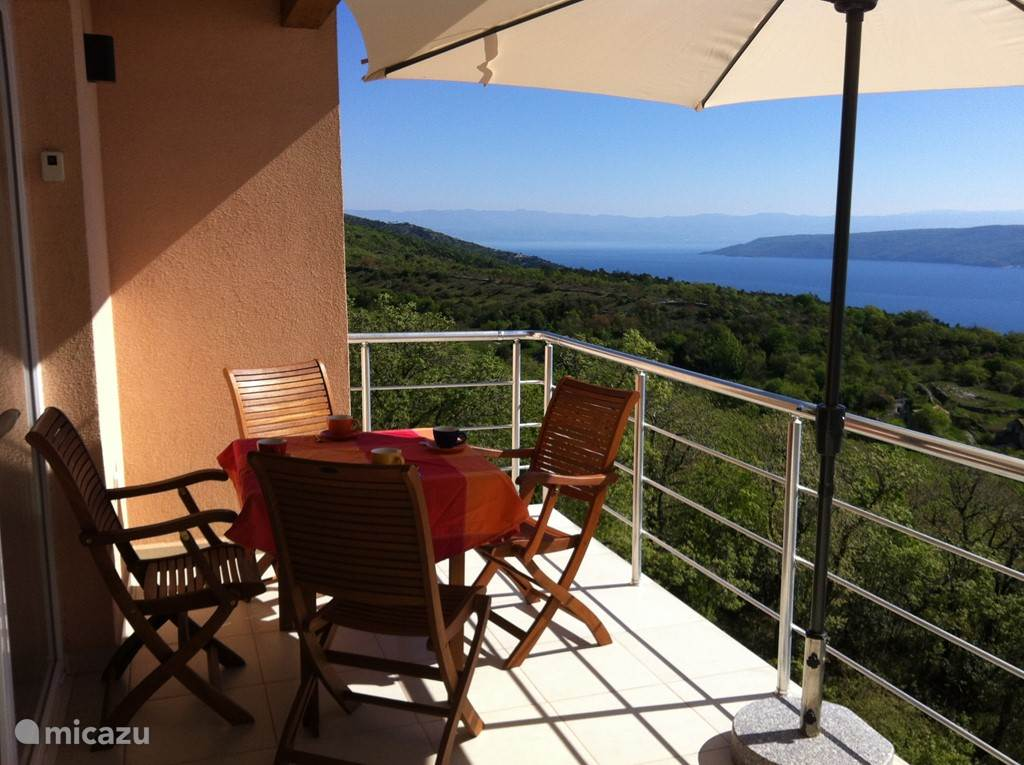 Vacation rental Croatia – apartment Eagles Nest