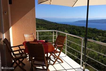 Vakantiehuis Kroatië – appartement Eaglesnest