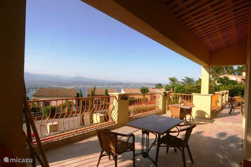Vacation rental France, French Riviera, Théoule Sur Mer terraced house New Villa / 12p / private pool