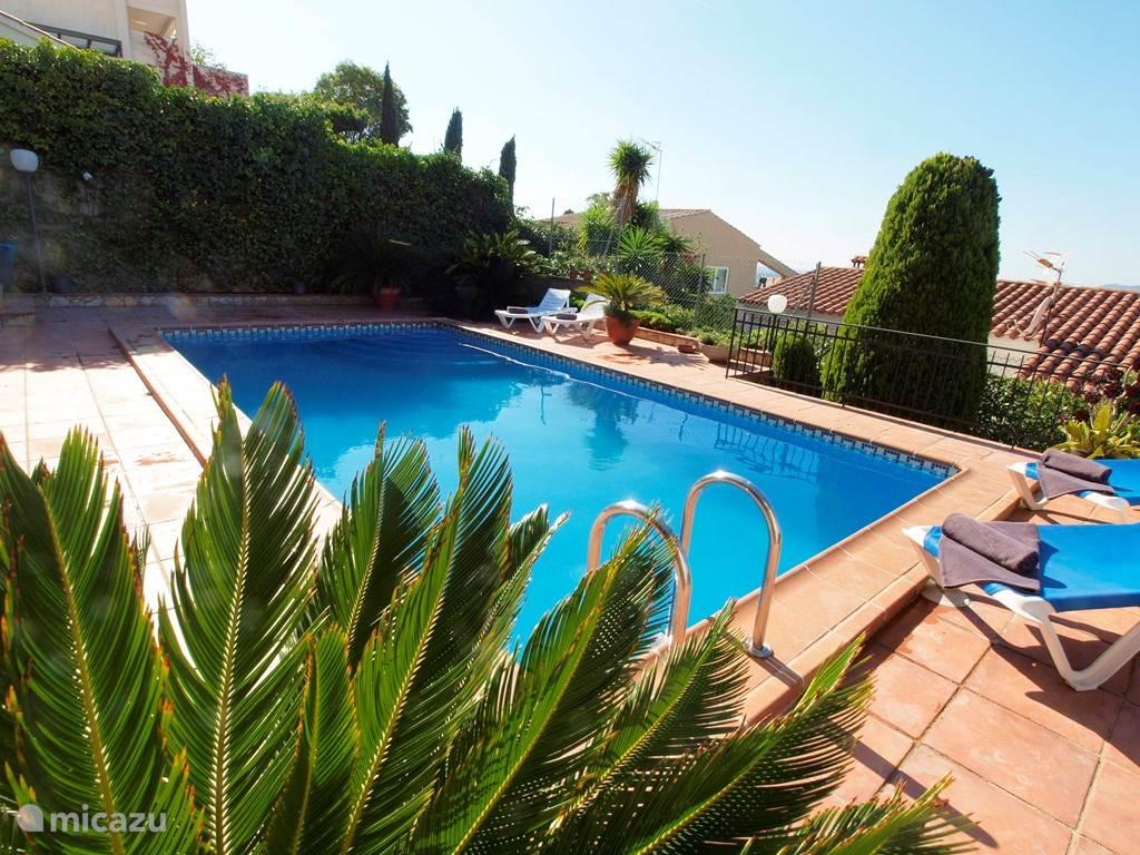 Vacation rental Spain, Costa Brava, Blanes villa Villa Barbara